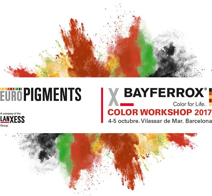 Bayferrox Color Workshop 2017 - Europigments
